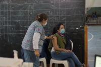 Realizan una nueva jornada abierta de vacunación en Bariloche